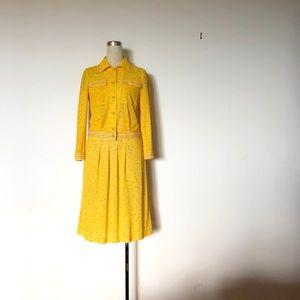 Vaporetto Oriental Co Ltd - Vintage Yellow Set